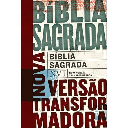 Tudo sobre 'Bíblia Sagrada NVT Tipos'