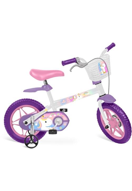 Bicicleta 12 Unicórnio