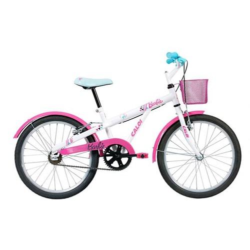 Bicicleta Aro 20 Barbie - Caloi