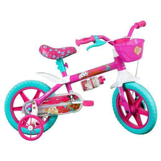 Tudo sobre 'Bicicleta Aro 12 Barbie - Caloi'