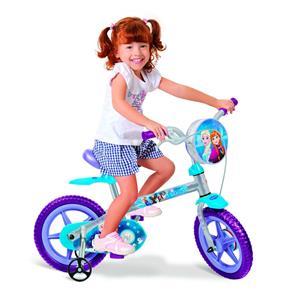 Bicicleta Aro 12 - Dizney Frozen - Bandeirante