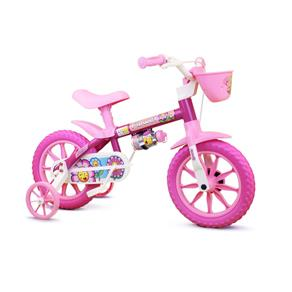 Bicicleta ARO 12 FLOWER Nathor