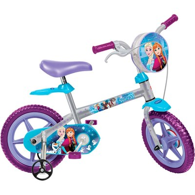 Bicicleta Aro 12 Frozen 2459 Bandeirante