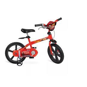 Bicicleta Aro 14 - Carros Disney - Bandeirante