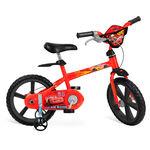 Bicicleta Aro 14 - Disney - Cars - Bandeirante