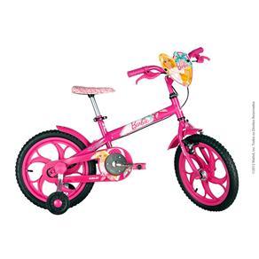 Bicicleta Aro 16 Barbie - Caloi
