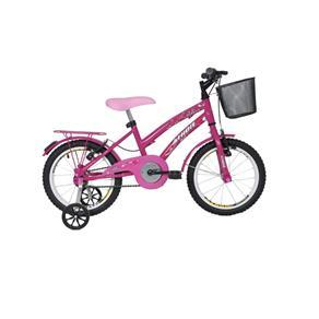 """Bicicleta Aro 16"""" Bliss Athor - Rosa"""