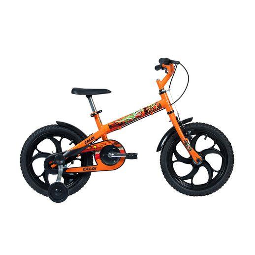 Tudo sobre 'Bicicleta Aro 16 Power Rex - Caloi'