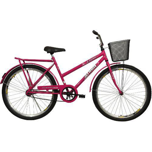 "Bicicleta Aro 26"" Grace Rosa Athor"