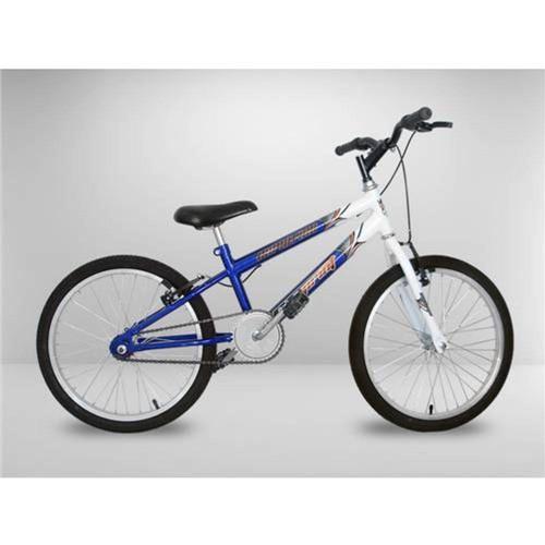 Tudo sobre 'Bicicleta Azul Aro 20'