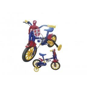 Bicicleta Azul Aro 12 Aranha