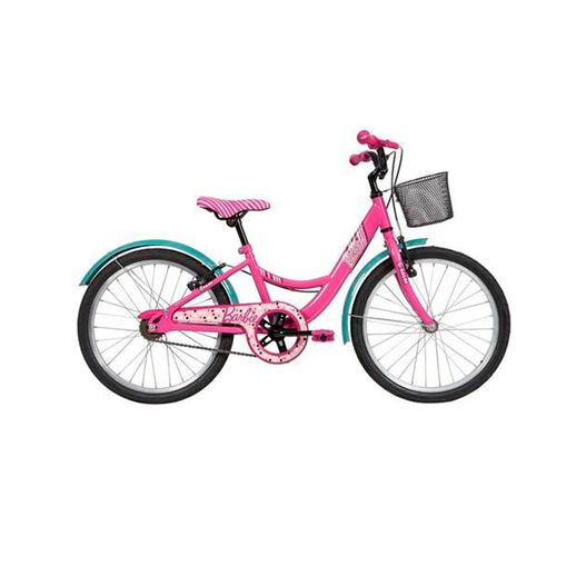 Bicicleta Barbie Aro 20 - Caloi