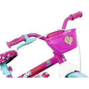 "Bicicleta Barbie Aro 12"" Caloi"