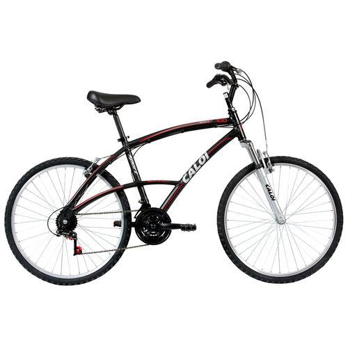 Bicicleta Caloi Aluminium Sport Aro 26
