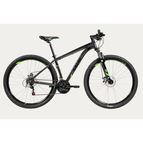 Tudo sobre 'Bicicleta Caloi Aro 29 21 Marchas Câmbio Shimano Quadro de Alumínio'