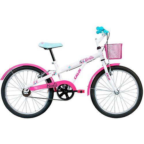 Bicicleta Caloi Barbie - Aro 20