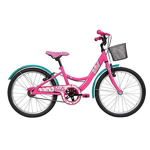 Bicicleta Caloi Barbie SR Aro 20