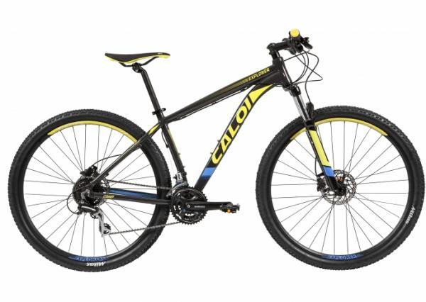 Bicicleta Caloi Explorer Comp 24v 2019
