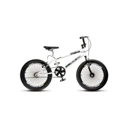 Tudo sobre 'Bicicleta Colli Cross Extreme Free Ride Aro 20 Branco'