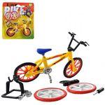 Bicicleta de Dedo Plástico 8 Peças