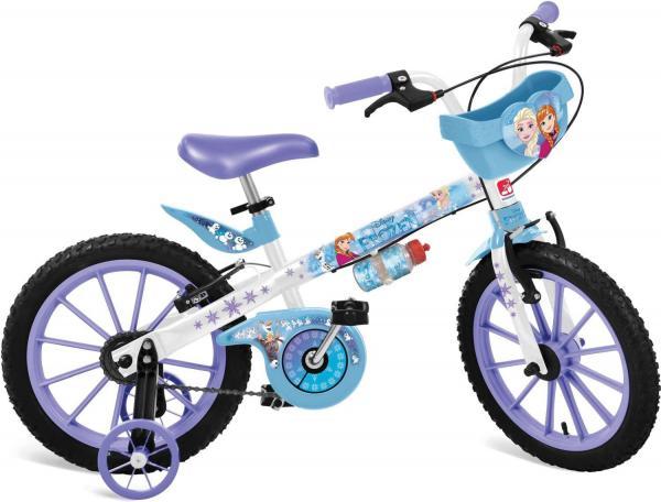 Bicicleta Frozen ARO 16 BRINQ. Bandeirante