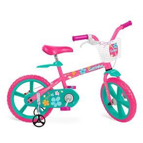 Bicicleta Gatinha Bandeirante