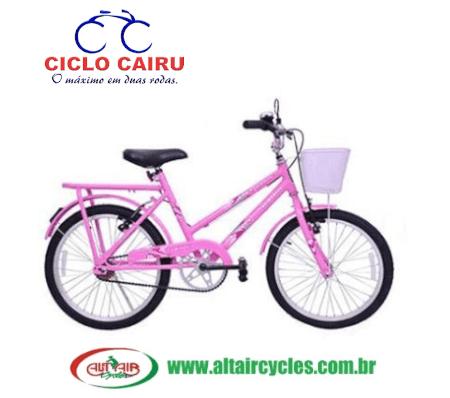Tudo sobre 'Bicicleta Gênova Infantil Aro 20'