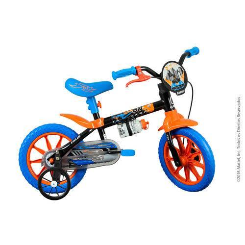 Tudo sobre 'Bicicleta Hot Wheels - Aro 12 - Caloi'