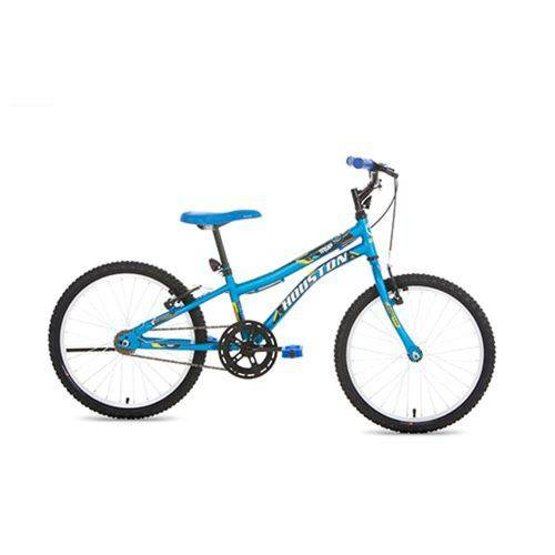 Bicicleta Infantil Aro 20 Houston Trup - Azul