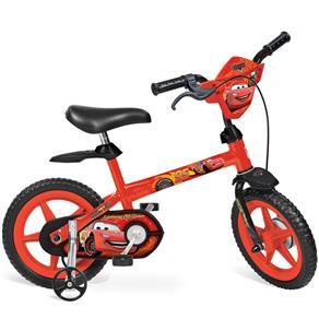 Bicicleta Infantil Aro 12 Cars Disney 2331 - Bandeirante