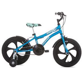 Bicicleta Infantil Aro 16 Houston Nic - Azul