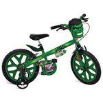 Bicicleta Infantil Aro 16 Hulk - Bandeirante