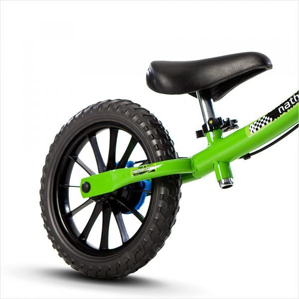 Bicicleta Infantil Balance Bike Verde - Nathor