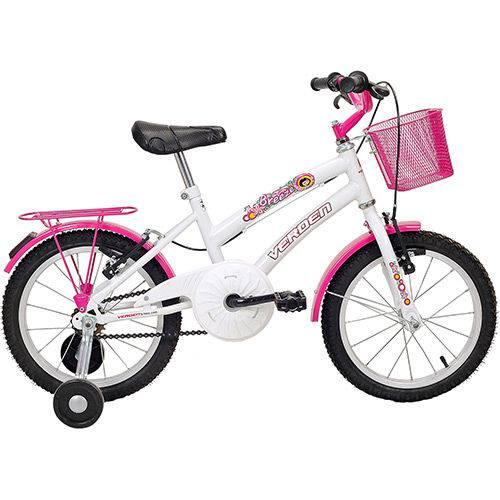 Tudo sobre 'Bicicleta Infantil Verden Breeze Aro 16 Pink'