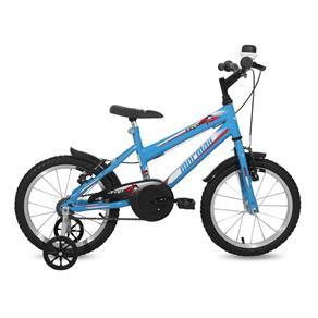 Bicicleta Mormaii Aro 16 Infantil - Azul-Claro