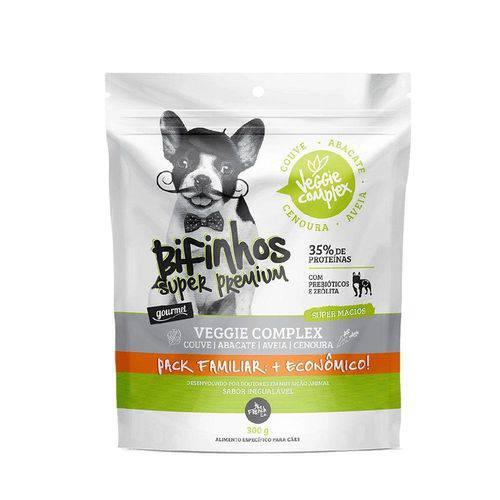Tudo sobre 'Bifinhos The French Co Super Premium Veggie Complex 300g'