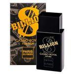Billion Casino Royal Eau de Toilette Paris Elysees - Perfume Masculino 100ml