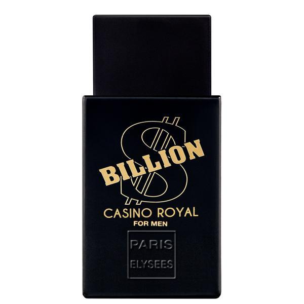 Billion Casino Royal Paris Elysees Eau de Toilette - Perfume Masculino 100ml