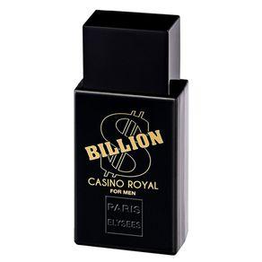 Billion Casino Royal Paris Elysees - Perfume Masculino - Eau de Toilette 100ml