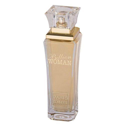 Billion Woman Eau de Toilette Paris Elysees - Perfume Feminino 100ml