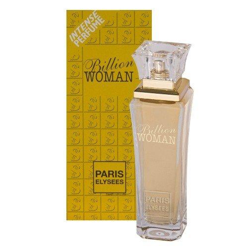 Billion Woman Eau de Toilette Paris Elysees - Perfume Feminino - 100ml