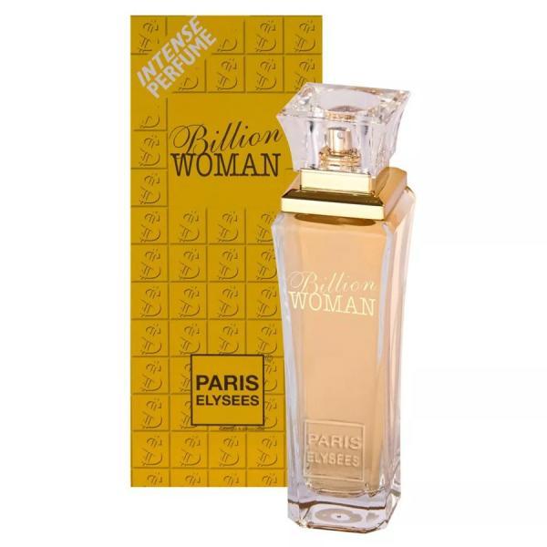 Billion Woman Paris Elysees 100ml Perfume Feminino Eau de Toilette - P Elysees