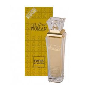 Billion Woman Paris Elysees Eau de Toilette de Perfumes Femininos - 100ml