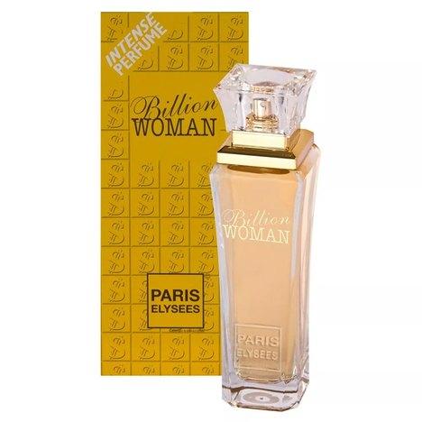 Billion Woman Paris Elysees Perfume Feminino Eau de Toilette 100Ml