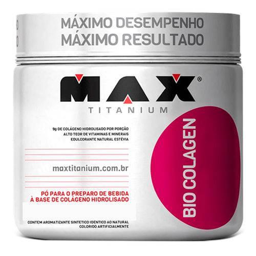 Tudo sobre 'Bio Colagen 150g Max Titanium'