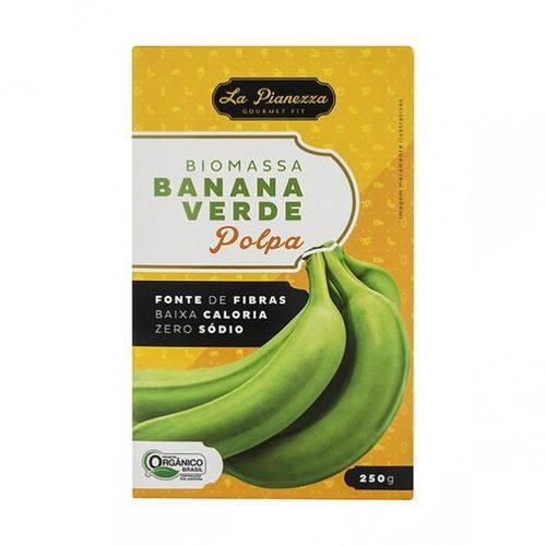 Tudo sobre 'Biomassa de Banana Verde Polpa'