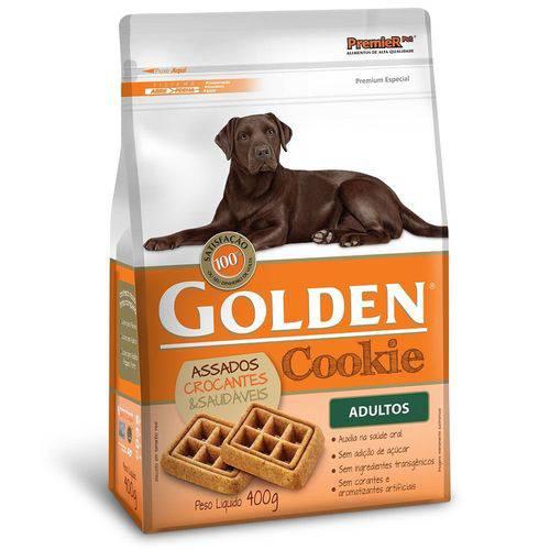 Tudo sobre 'Biscoito Golden Cookie para Cães Adultos'