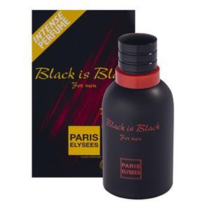 Black Is Black 100 Ml - Masculino - Paris Elysees