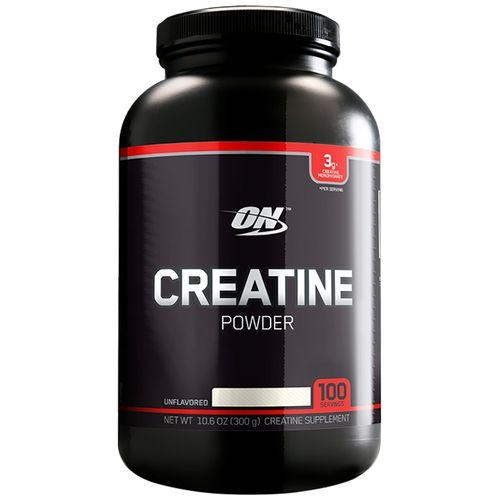 Black Line Creatina - 300g - Optimum Nutrition
