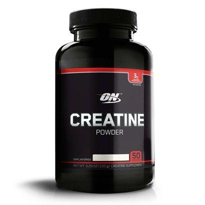 Black Line Creatina - 150G - Optimum Nutrition